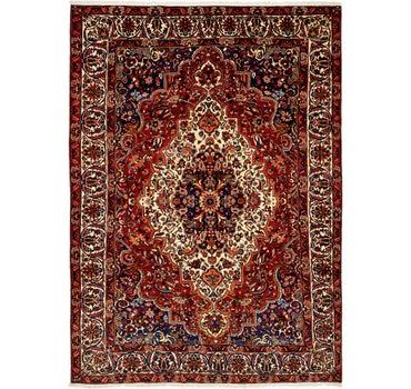 9' 6 x 13' Bakhtiar Persian Rug main image