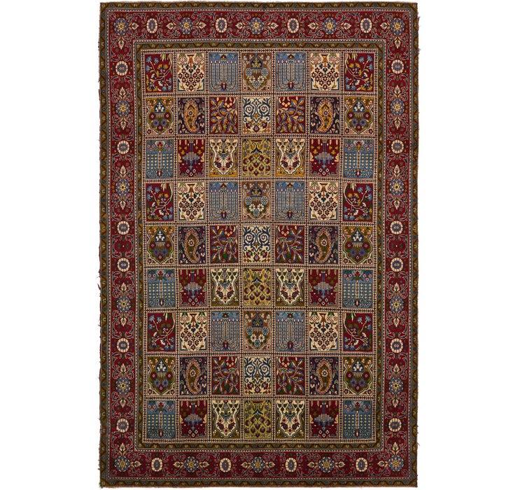 260cm x 395cm Bakhtiar Persian Rug