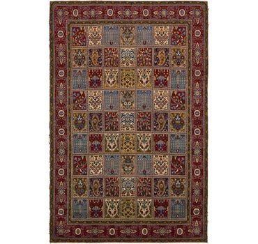 8' 6 x 13' Bakhtiar Persian Rug main image