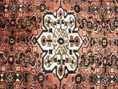 3' 6 x 10' 3 Hossainabad Persian Runner Rug thumbnail