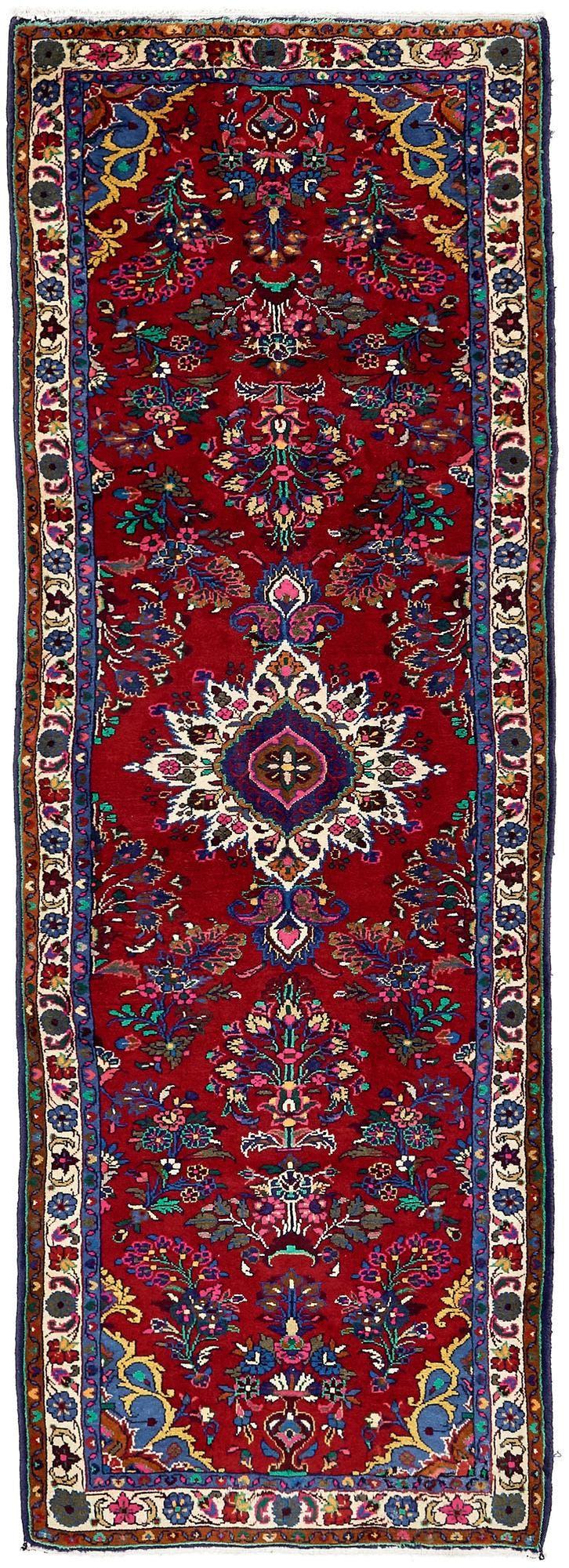 3' 6 x 9' 11 Mehraban Persian Runner Rug main image