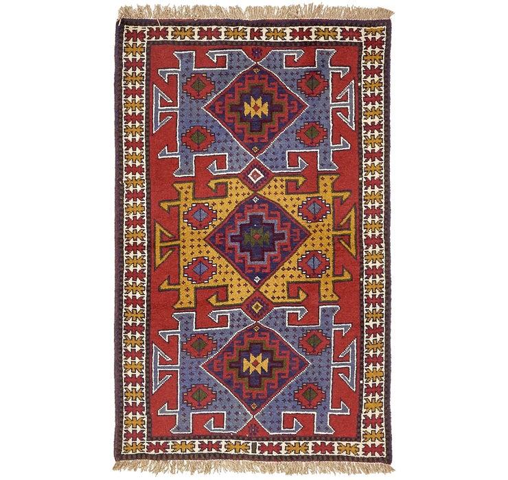 115cm x 183cm Ghoochan Persian Rug