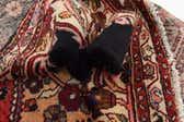 3' 5 x 9' 6 Nanaj Persian Runner Rug thumbnail