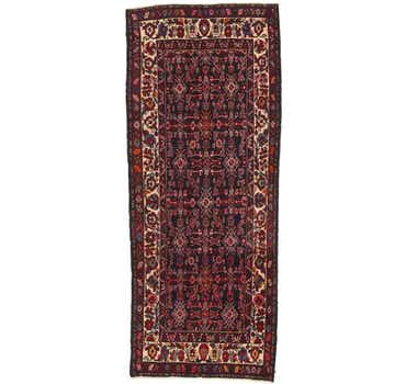 Image of 4' x 9' 11 Zanjan Persian Runner Rug