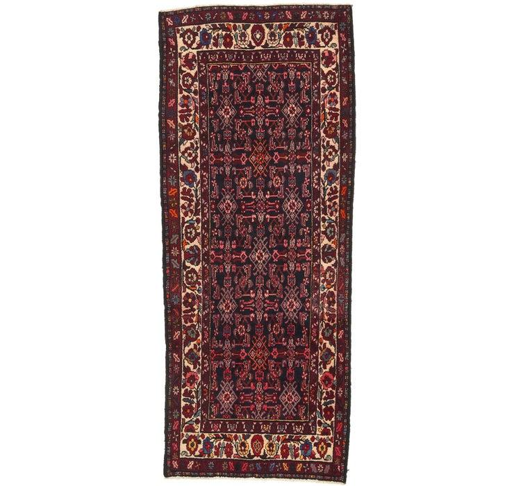 Image of 4' x 9' 11 Zanjan Persian Runner Rug