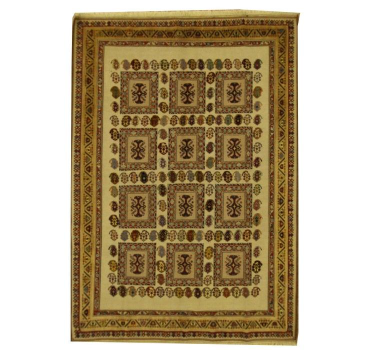 208cm x 300cm Sirjan Persian Rug