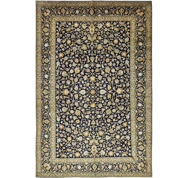 9' 2 x 14' Kashan Persian Rug