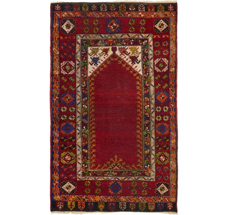 115cm x 188cm Anatolian Oriental Rug