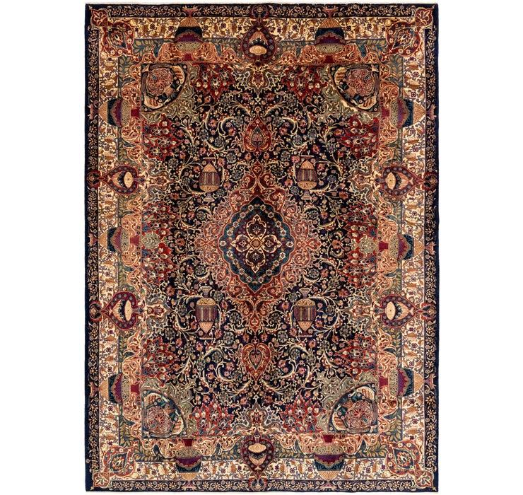 9' 7 x 13' 3 Kashmar Persian Rug