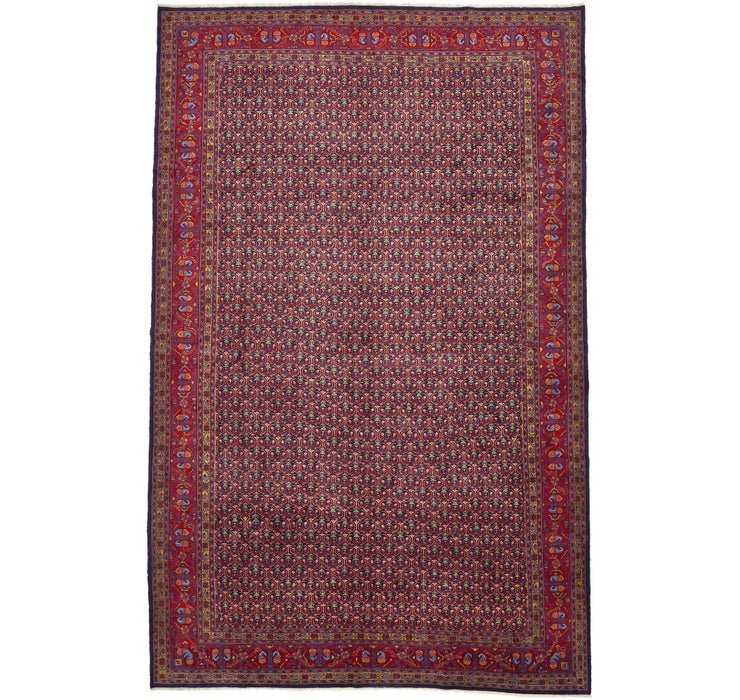 343cm x 540cm Farahan Persian Rug