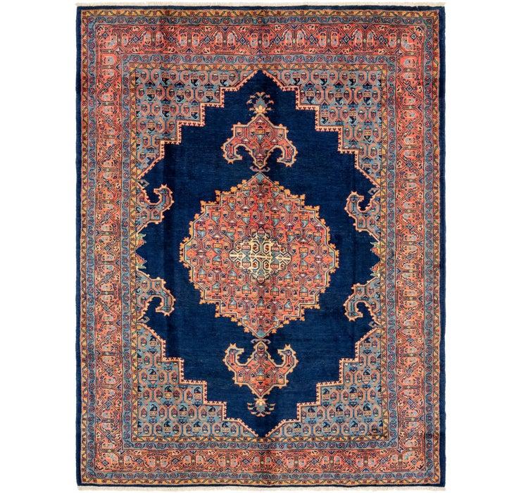 245cm x 318cm Viss Persian Rug