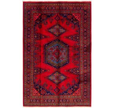 Image of 7' x 11' Viss Persian Rug
