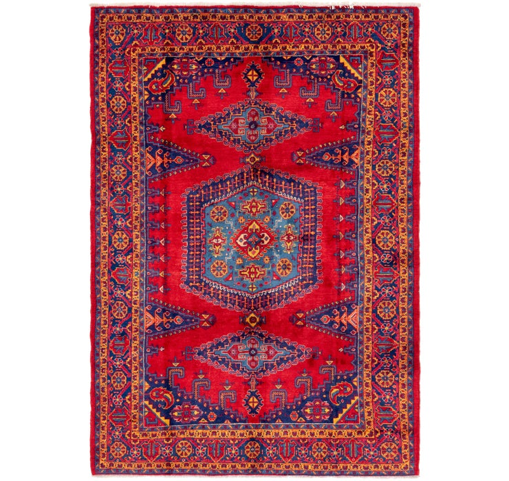 235cm x 345cm Viss Persian Rug