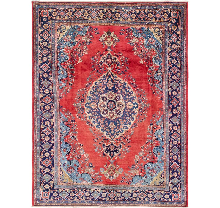 250cm x 330cm Golpayegan Persian Rug