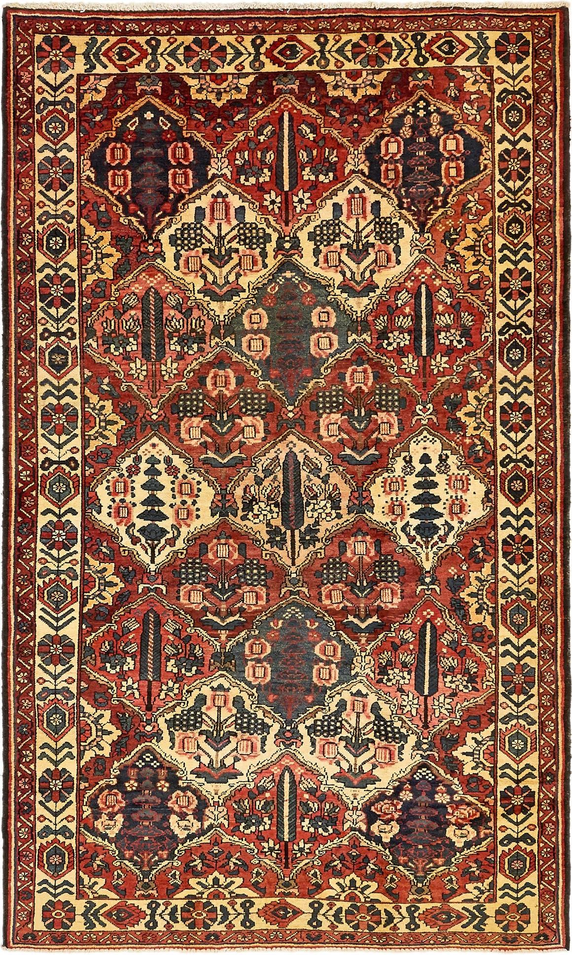 5' 7 x 9' 8 Bakhtiar Persian Rug main image