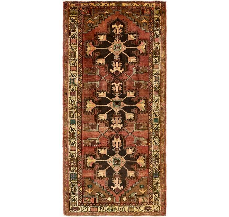 152cm x 325cm Sarab Persian Runner Rug
