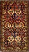 5' 4 x 10' Bakhtiar Persian Rug thumbnail