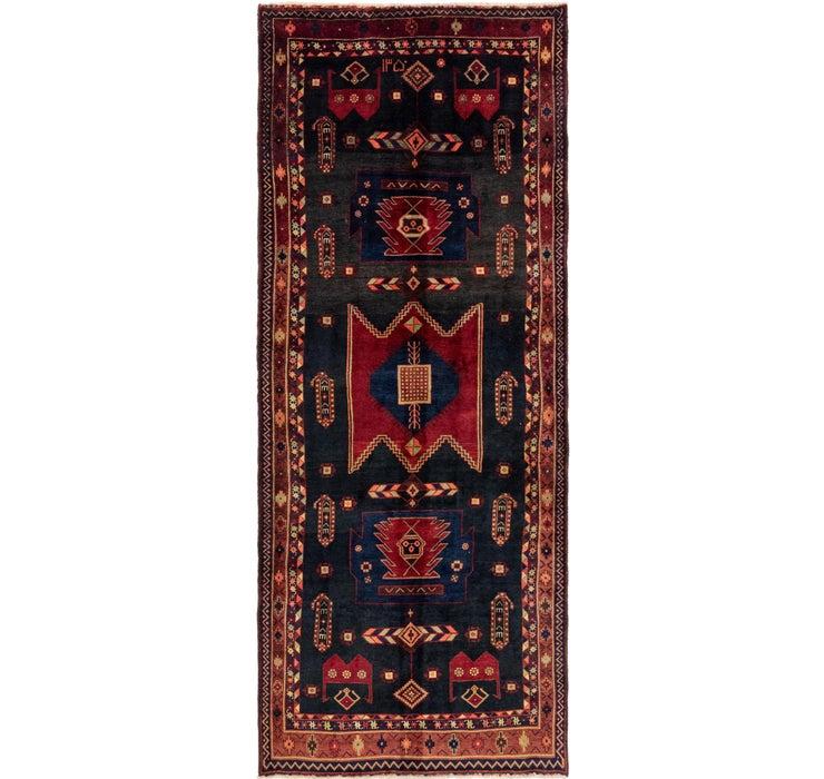157cm x 410cm Sirjan Persian Runner Rug