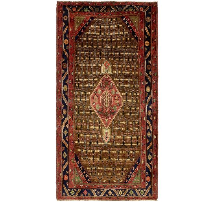 Image of 5' 5 x 10' 6 Koliaei Persian Rug