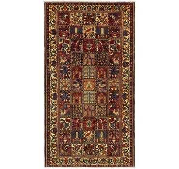 5' 1 x 9' 9 Bakhtiar Persian Rug main image