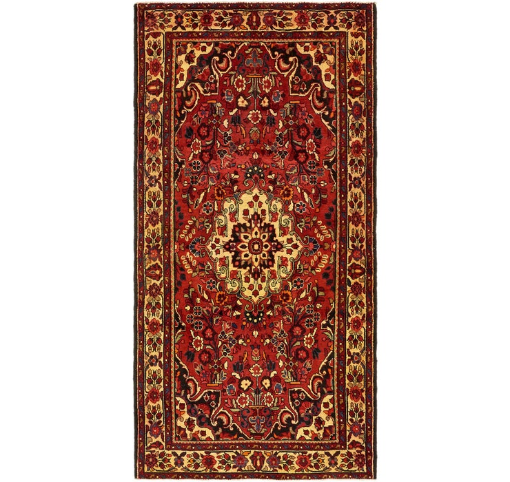 155cm x 305cm Borchelu Persian Rug