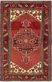 4' 4 x 6' 7 Hamedan Persian Rug thumbnail