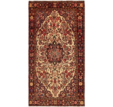 4' 9 x 9' 4 Borchelu Persian Rug main image