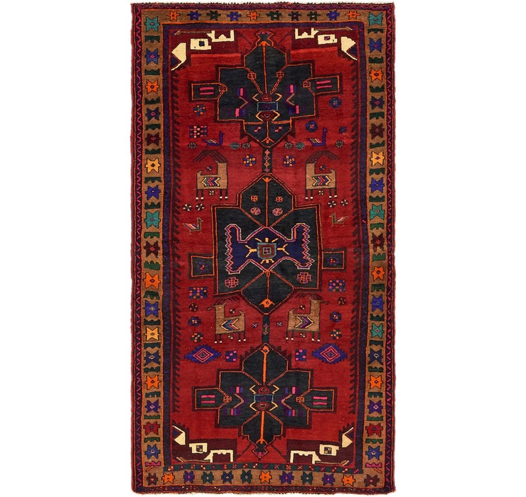 130cm x 250cm Koliaei Persian Rug