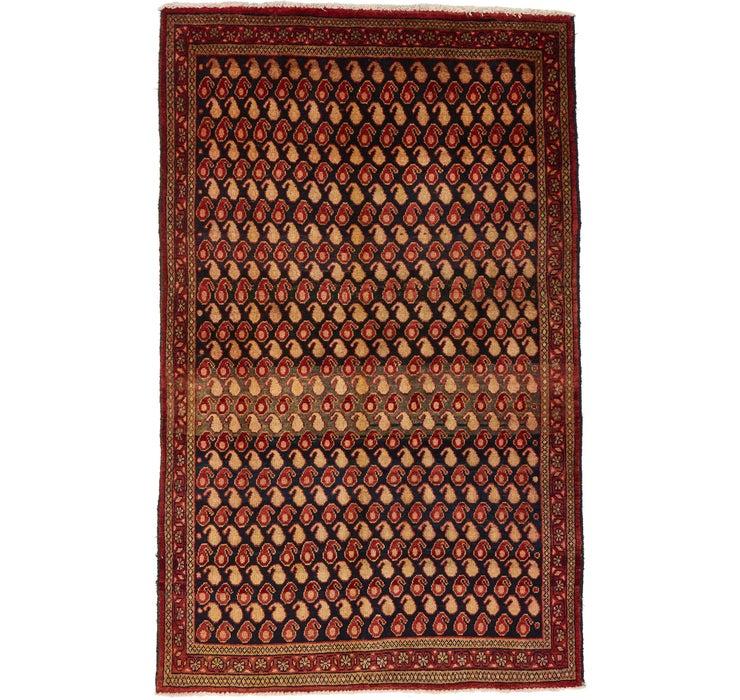 132cm x 208cm Farahan Persian Rug