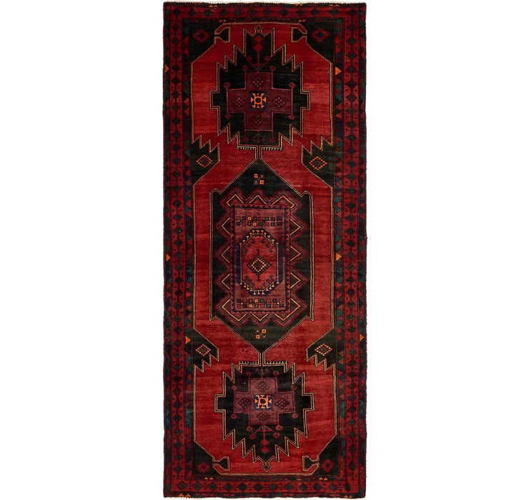 127cm x 323cm Sirjan Persian Runner Rug