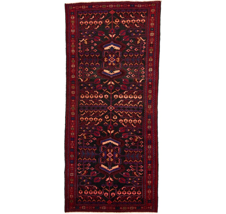 145cm x 318cm Saveh Persian Runner Rug