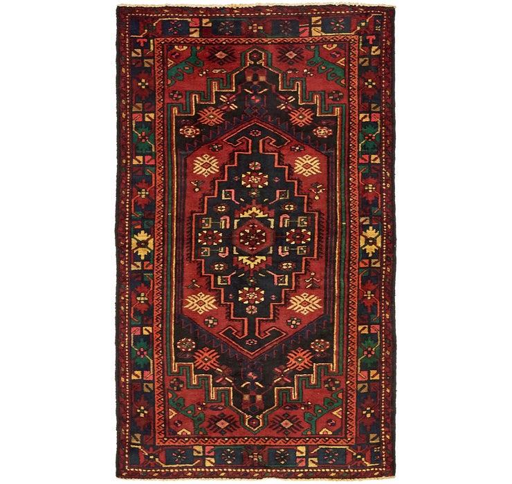 117cm x 200cm Zanjan Persian Runner Rug