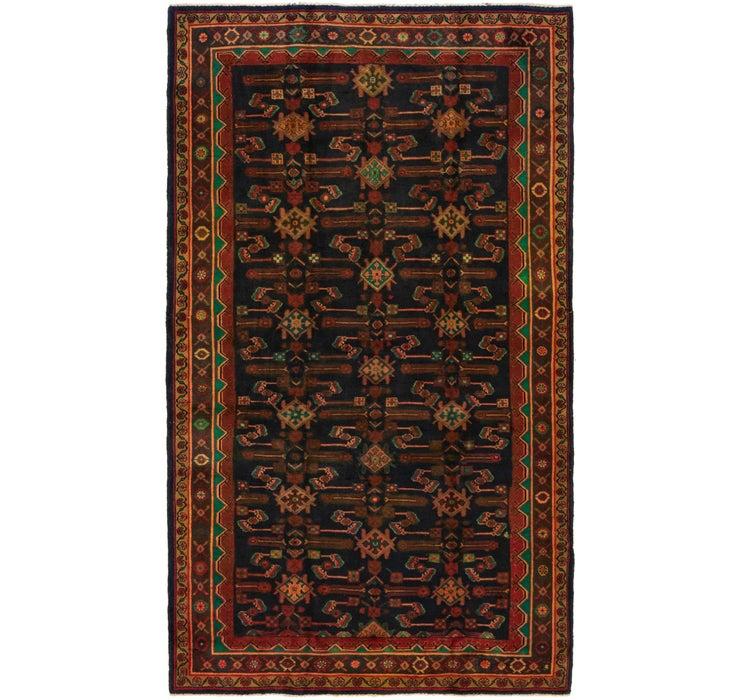 5' 3 x 9' 6 Farahan Persian Rug