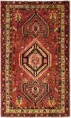 4' 3 x 6' 11 Farahan Persian Rug thumbnail