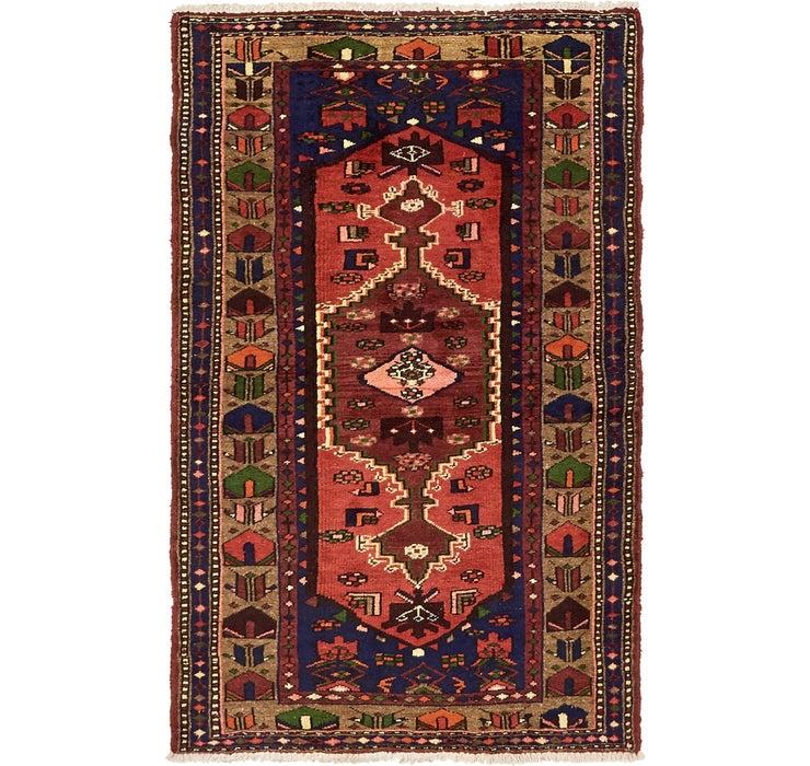 120cm x 195cm Khamseh Persian Rug