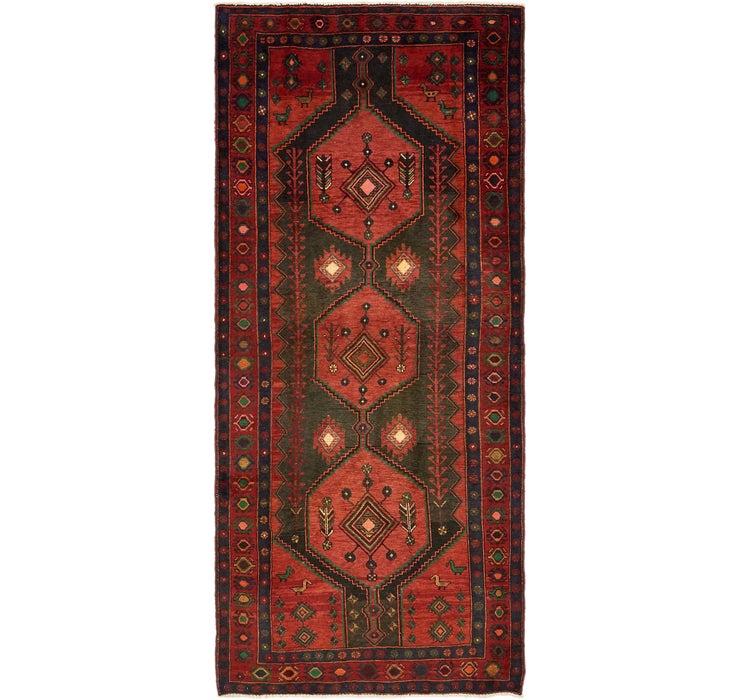 127cm x 300cm Sirjan Persian Runner Rug