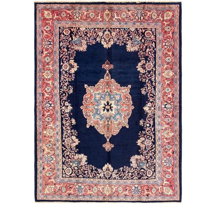 8' 4 x 11' 5 Meshkabad Persian Rug