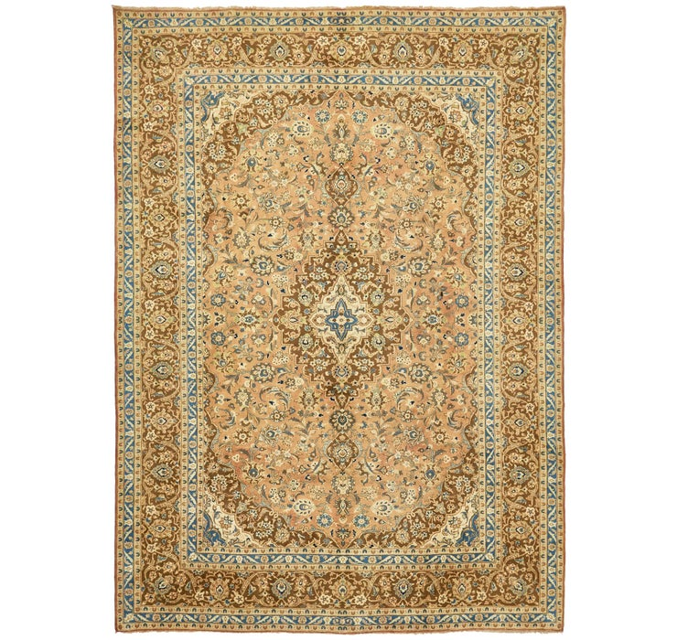 297cm x 400cm Kashan Persian Rug