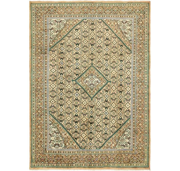 Image of 9' 9 x 13' 5 Farahan Persian Rug