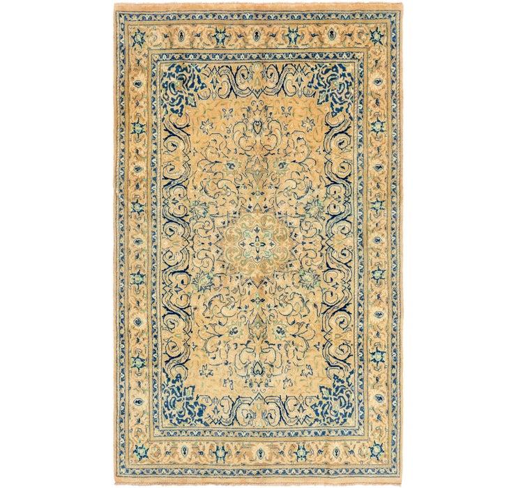 7' x 11' 6 Farahan Persian Rug