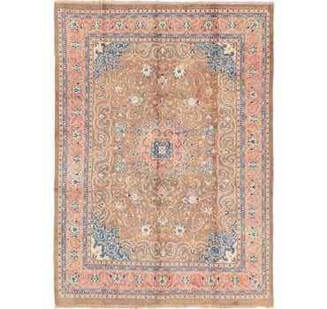 Image of 7' 7 x 10' 4 Farahan Persian Rug