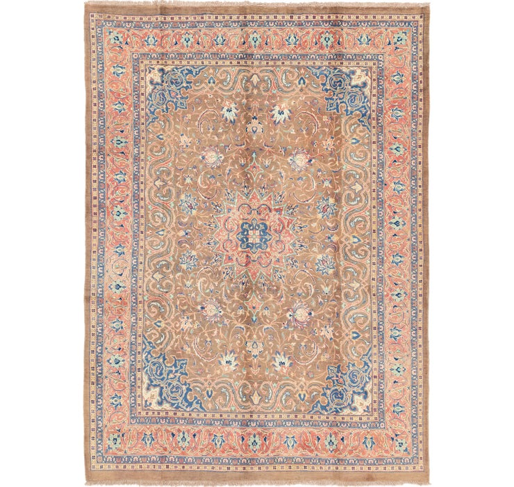 7' 7 x 10' 4 Farahan Persian Rug