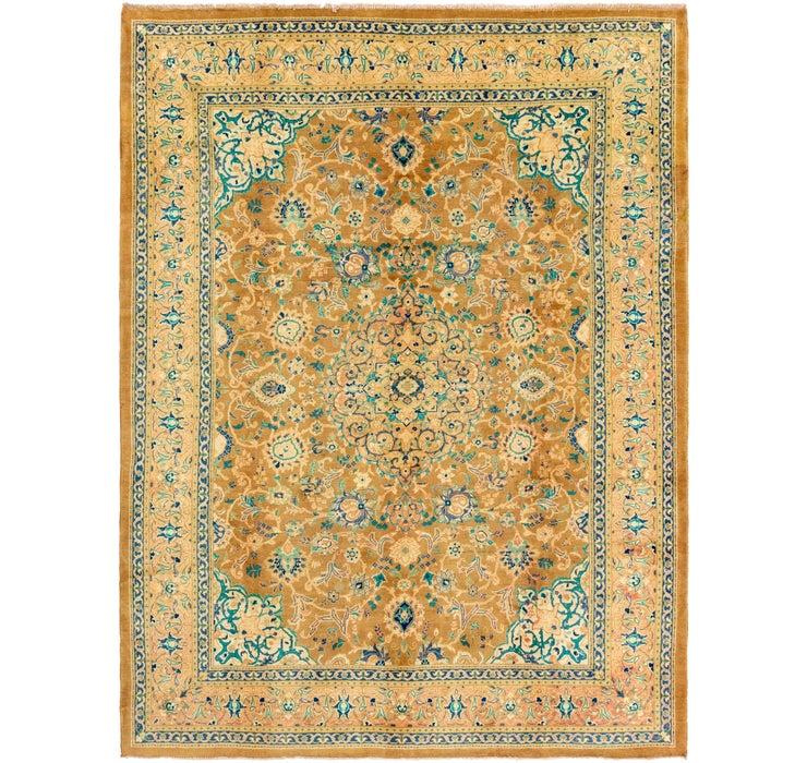 305cm x 400cm Meshkabad Persian Rug