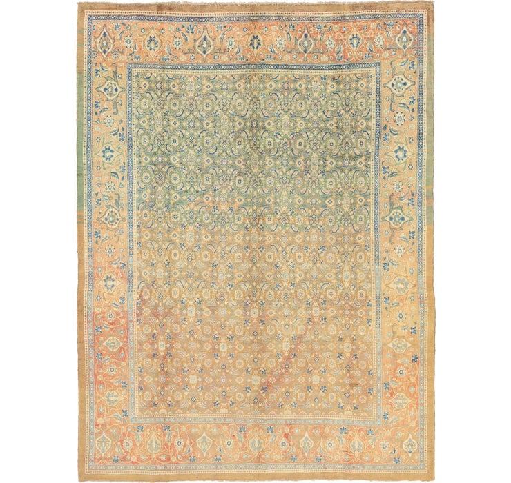 9' 7 x 12' 8 Farahan Persian Rug