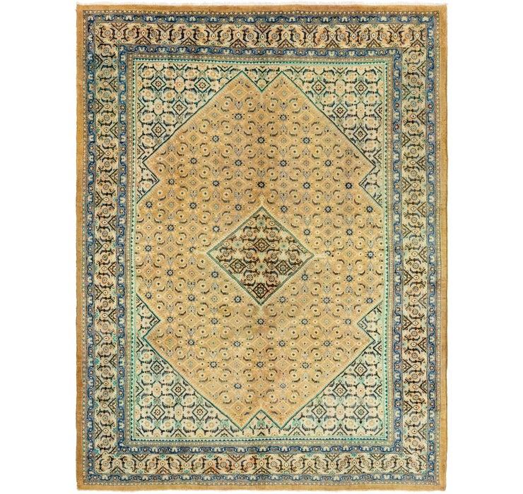 9' 10 x 13' 8 Farahan Persian Rug