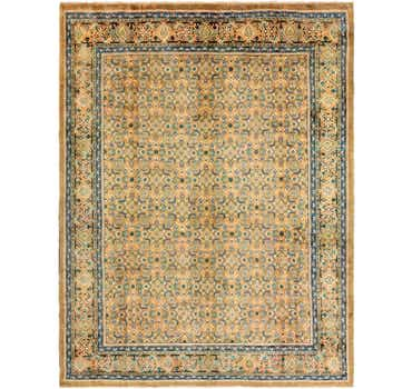 Image of 10' x 13' 4 Farahan Persian Rug