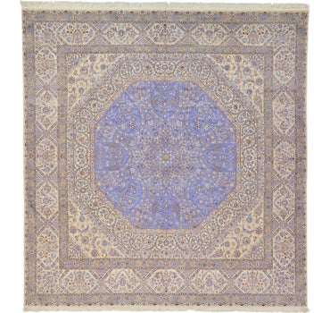 9' 11 x 10' 4 Nain Persian Square Rug main image