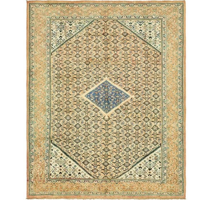 Image of 10' 2 x 12' 5 Farahan Persian Rug