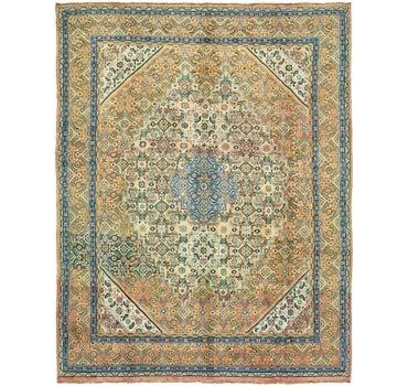 9' 8 x 12' 10 Farahan Persian Rug main image