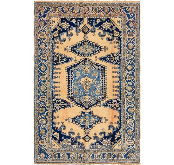 220cm x 343cm Viss Persian Rug